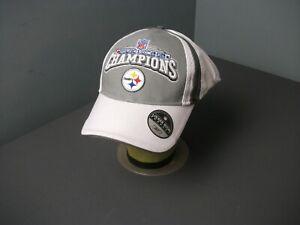 NEW Super Bowl XL Ball Cap - Champions Steelers 2006 - Reebok Official NFL k ck