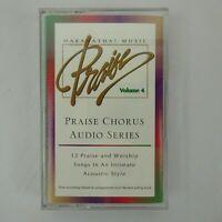 Maranatha Music Cassette Praise Volume 4