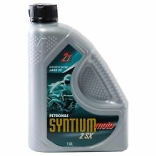 Petronas Syntium Moto 2 Stroke SX 1 Litre Bottle Motorcycle Oil