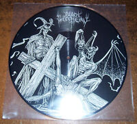 BLACK WITCHERY Desecration of the Holy Kingdom PICTURE LP LTD 100! mayhem watain