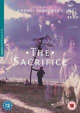 THE SACRIFICE (Il Sacrificio) di Andrei Tarkovsky DVD in Svedese NEW .cp