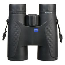 Zeiss Terra ED 8x42 Binoculars - Black / Black