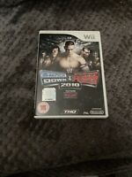 WWE Smackdown vs Raw 2010 (Nintendo Wii)