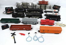 Vintage American Flyer S Scale Locomotive 283 Engine 21160 Train Set w/Track