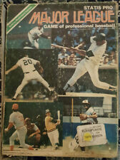 1979 Sports Illustrated Statis Pro Baseball complete board game all cards
