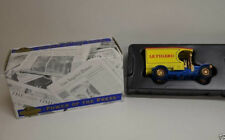 42 ) Matchbox MOY  Power of the Press YPP01 - 1910 Renault AG - ´Le Figaro´ -OVP
