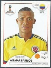 PANINI FIFA WORLD CUP-2018 RUSSIA- #645-COLOMBIA-WILMAR BARRIOS