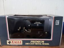 EAGLE COLLECTIBLES POLICE PATROL PADDY WAGON