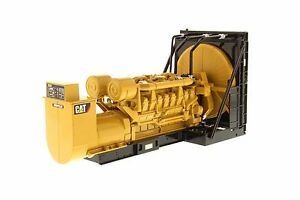 Caterpillar® 1:25 scale Cat 3516B Package Generator Set - Diecast Masters 85100