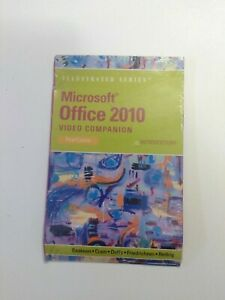 MICROSOFT OFFICE 2010 ILLUSTRATED INTRODUCTORY VIDEO COMPANION By Carol Cram