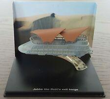 STAR WARS Jabba the Hutt's Sail Barge Plastic Model
