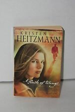Kristen Heitzmann Christian Novel Large SC Book A Rush of Wings
