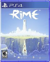 PLAYSTATION 4 PS4 VIDEO GAME RIME BRAND NEW AND SEALED