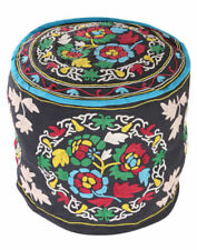 Handmade Traditional Ottomans, Footstools & Poufs