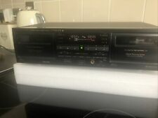 Pioneer Double Cassette Deck CT-W606DR, Dolby, Auto-Reverse