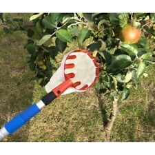 More details for deluxe lightweight telescopic apple & fruit picker - damaged box stock
