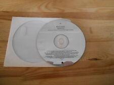 CD pop centrale-tour de France 03 version 2 (1 chanson) promo EMI rec Disc only