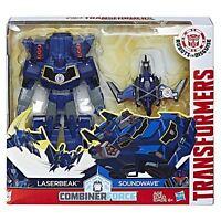 Transformers Combiner Force Activator Soundwave and Laserbeak Figure