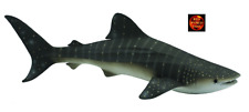 More details for collecta whale shark sealife toy model figure 88453 brand new