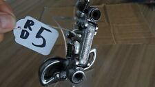 VINTAGE CAMPAGNOLO GRAN SPORT 1960/65 SHORT CAGE REAR DERAILLEUR           RD5*