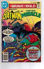 Brave and the Bold # 138 - NM 9.4 - 1977