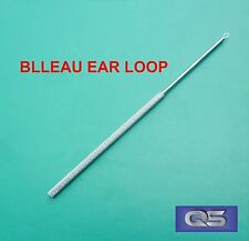 """1 PIECE OF BILLEAU EAR LOOP SIZE 6.50"""" SMALL ENT SURGICAL INSTRUMENTS"""