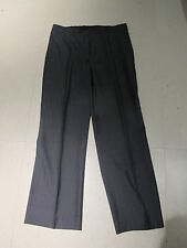 marcs benny men charcoal pin stripes pants size 30  rrp: $199