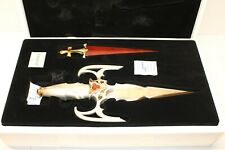 New ListingFranklin Mint Legend Of The Vampire'S Curse Knife/Dagger by Brom Niob