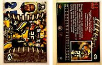 Dorsey Levens Signed 1998 Pacific Omega #92 Card Green Bay Packers Autograph