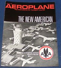 AEROPLANE JULY 24 1968 - THE NEW AMERICAN
