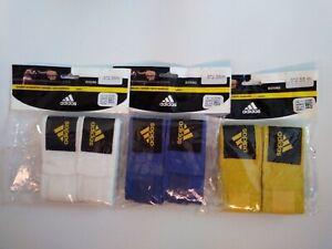 adidas Boxing hand wrap WH,BLU,Yello, 2.55cm 3srt