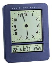 Radio-réveil TFA 60.2530.06 Heure radio-pilotée DCF-77 température interne