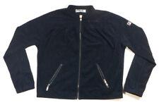 Vintage FILA Women's Velour Tracksuit Sweatsuit Jacket Size 12 (S/M)
