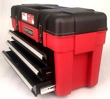 "NEW Craftsman 23"" Wide Portable Tool Chest Organizer Storage Box Mechanic Drawer"