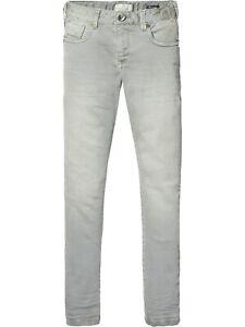 Scotch & Soda 140072 , Jeans für Jungen, Skinny Fit