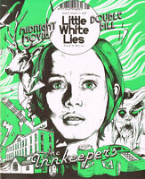 LITTLE WHITE LIES #41 MIDNIGHT MOVIES DOUBLE BILL: THE INNKEEPERS & THE RAID New