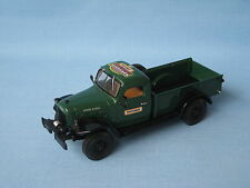 Matchbox Yesteryear 1946 Dodge Pick-Up Camión Hershey Toy Show 2000 código 2 Verde