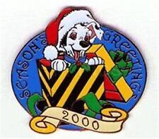 Cast Member Christmas 2000 101 Dalmatians Seasons Greetings Le Pin