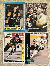Lot of 16 Mario Lemieux  Hockey Cards 1989-2003 Upper Deck Pittsburgh Penguins