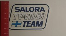 Aufkleber/Sticker: Salora TV Video Team (210117148)