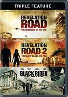 Revelation Road Triple Feature - Religious Christian Family DVD Dove New