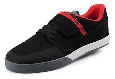 Afton bicicleta de Montaña Zapatos vectal negro / Rojo Tamaño 10/43