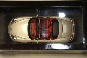 1/18 AUTOART PORSCHE BOXSTER S 986 CABRIOLET , NEW , 77882