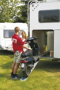 FIAMMA CARRY MOTO SCOOTER/MOTORBIKE RAMP FOR MOTORHOME GARAGE COMPARTMENT
