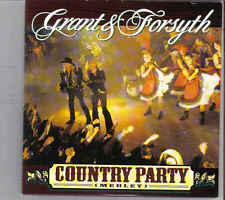 Grant&Forsyth-Country Party cd single
