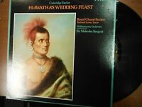 33 RPM Vinyl Samuel Coleridge Taylor Hiawatha's Wedding Feast Arabesque012115SM