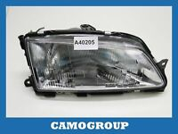 Front Headlight Right Front Right Headlight Depo For Peugeot 306