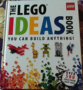 The Lego Ideas Book. You Can Build Anything By Daniel Lipkowitz, Duncan Titmars