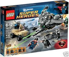 Lego Super Heroes 76003 Superman: Battle of Smallville -Brand New Factory Sealed