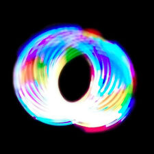 GloFX Basic 6-LED Orbit: Rainbow Multi-Color Light Show Rave Children Light Toy